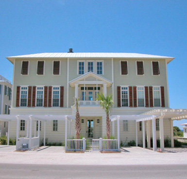 Seaside, Florida Rental Exterior